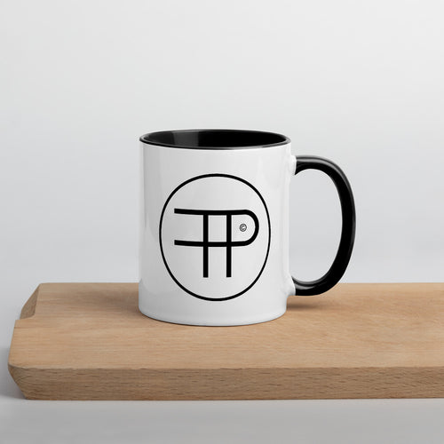 Topher Pike Mug with Color Inside