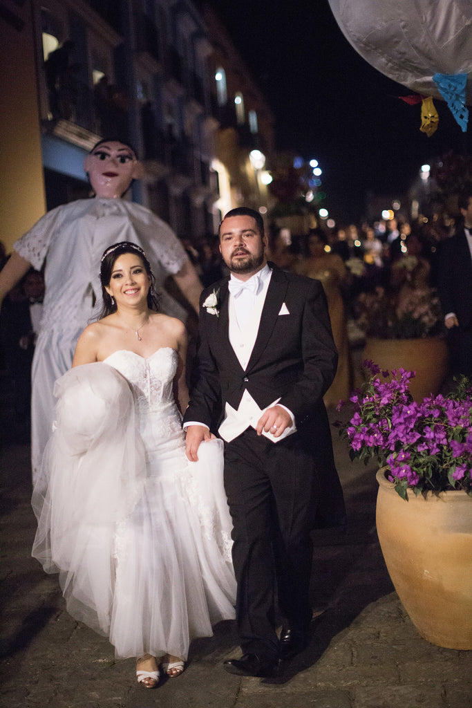 Maria & Daniel's Mexico Wedding