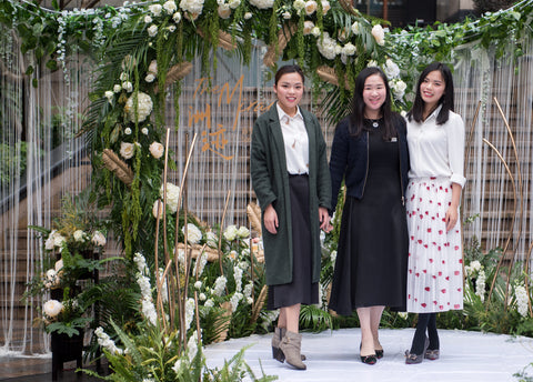 The Miracle Spring Wedding Salon in Intercontinental Hotel Foshan March 19, 2017