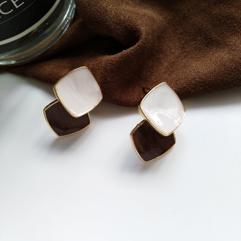 Lina Stub Earrings