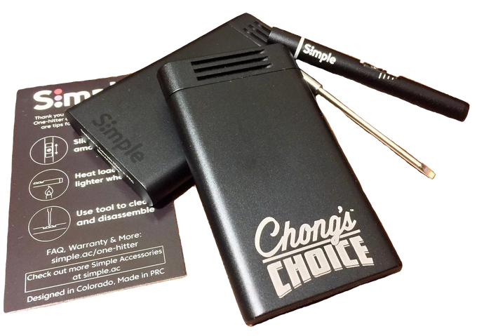 Chong's Choice Simple Dugout + Simple One-Hitter