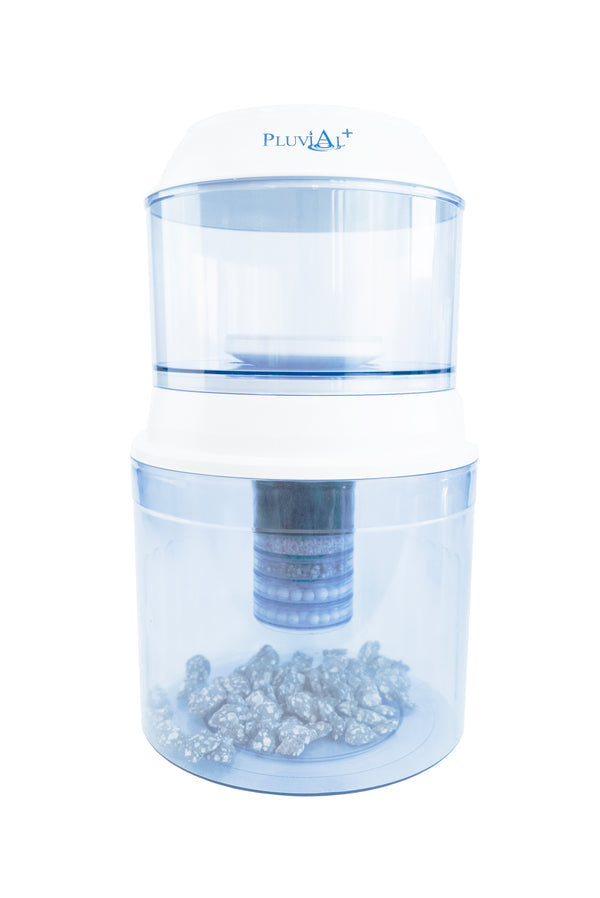 Pluvial Plus Water Filter Dispenser Unit