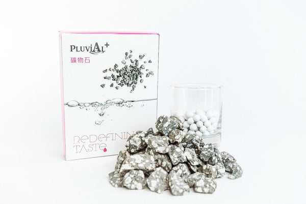 Pluvial Plus Water Filter - Mineral Stones