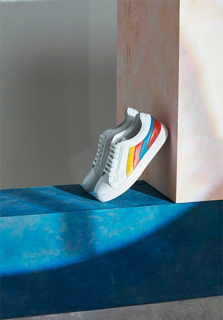 Paul Smith Rainbow Sneakers