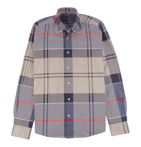 Kelso Shirt-dress Tartan
