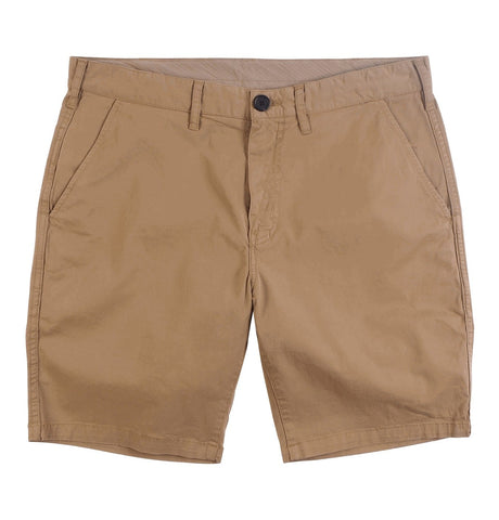 Sand Stretch Pima-Cotton Shorts