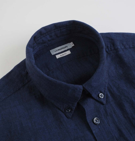 Slim Fit Daniel Shirt Indigo