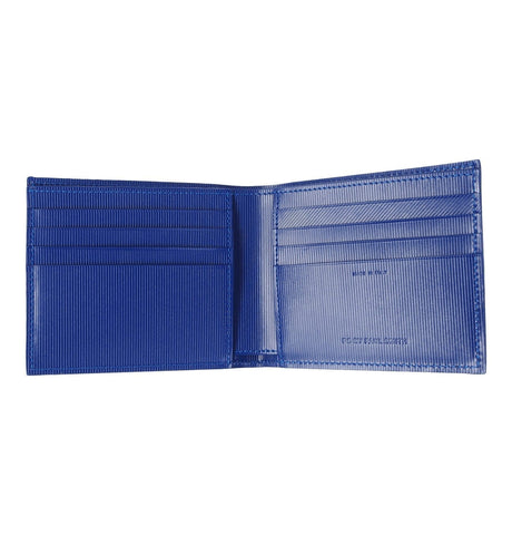 Men's Wallet Bfold Strem Black and Blue