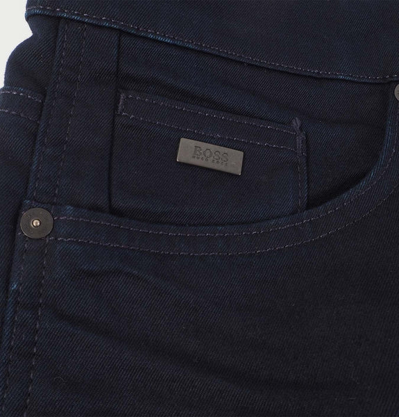 Hugo Boss - Slim Fit Jeans in Cotton Blend