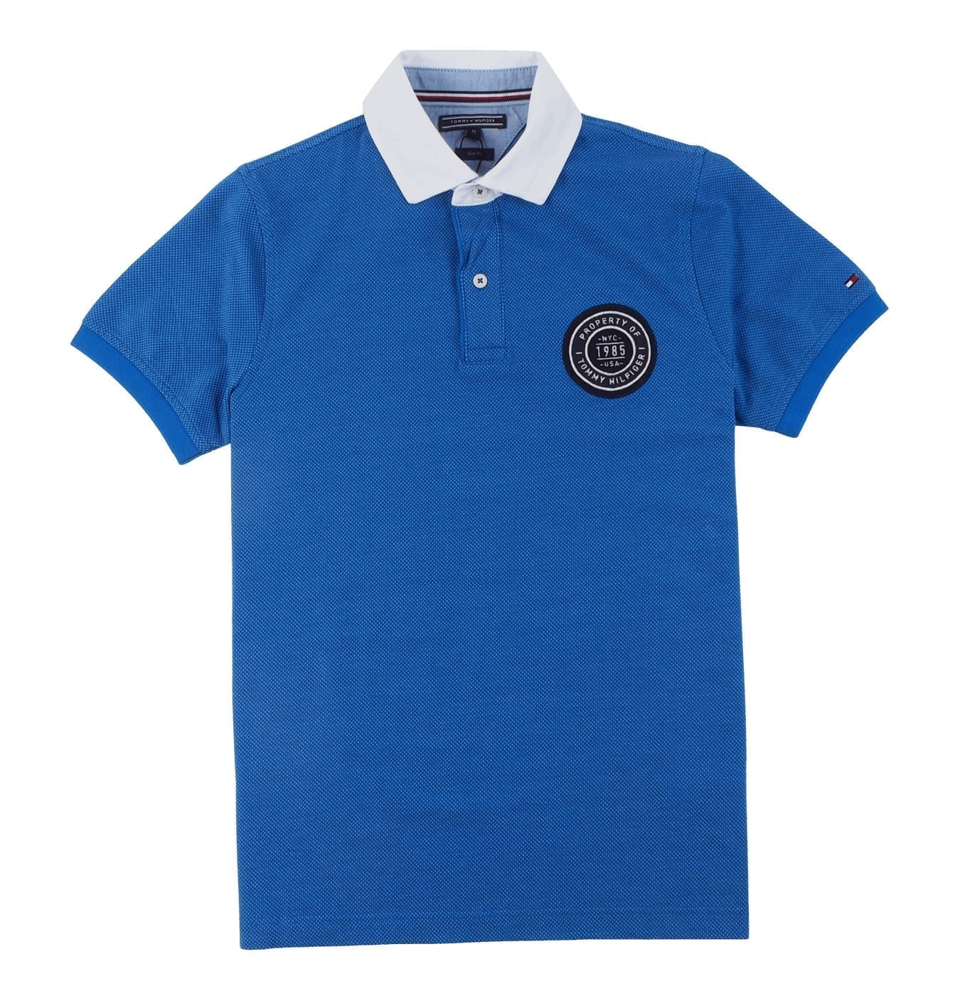 Image of   Mandell 8 Feed Polo S/S SF