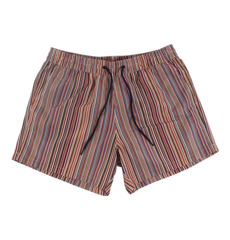 PS Paul Smith - Classic Striped Swim Shorts