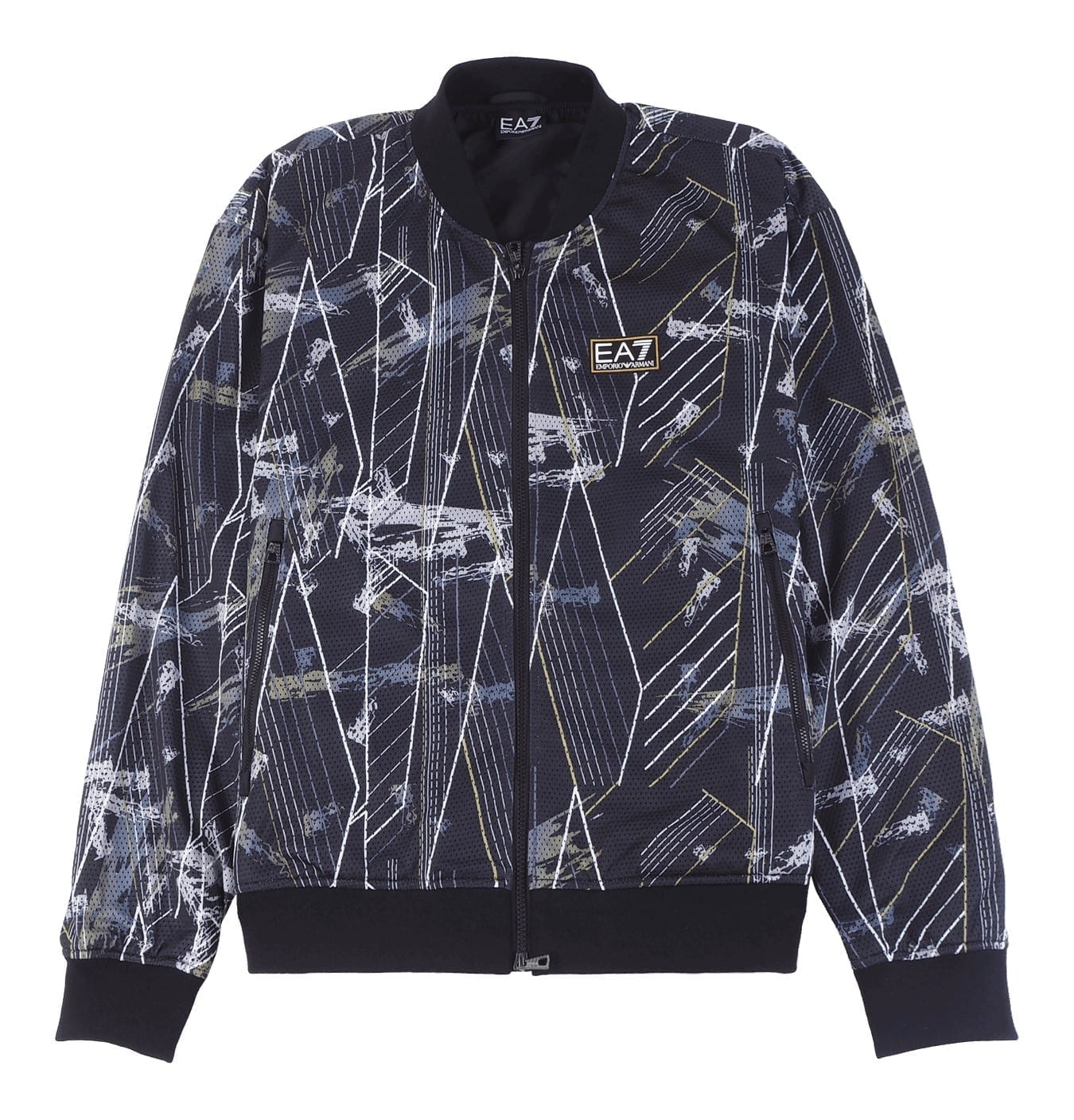 Image of   Bomber Jacket camo Print