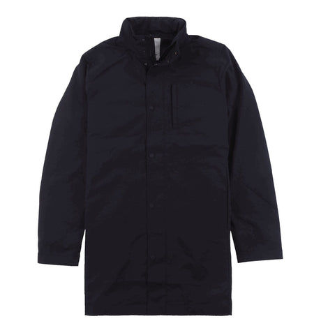 Terry 72 Tech Stretch Parka Navy