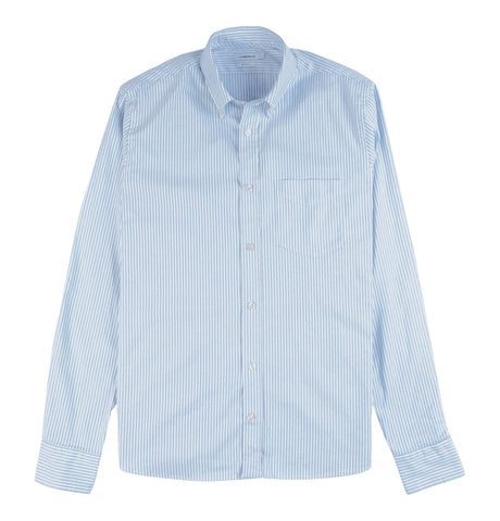 Daniel BD S Stretch Oxford Light Blue
