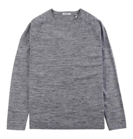Fredric Grey Melange Sweater