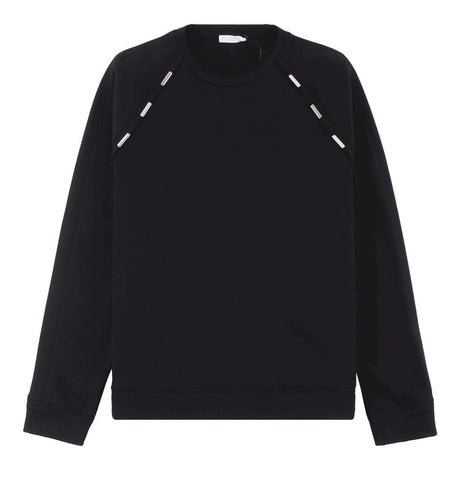 Versace Collection - Felpa Girocollo Raglan
