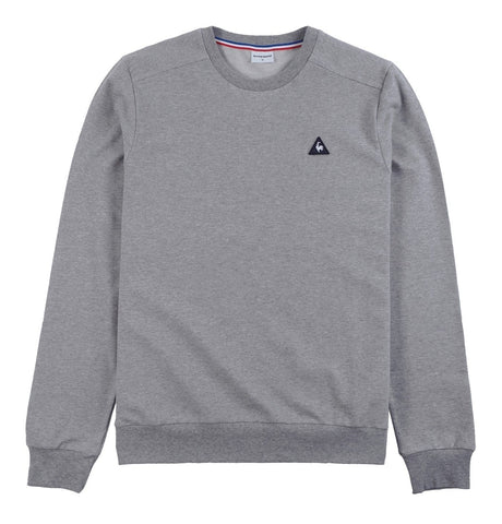 ESS LF Crew Sweat Light M Light Heather