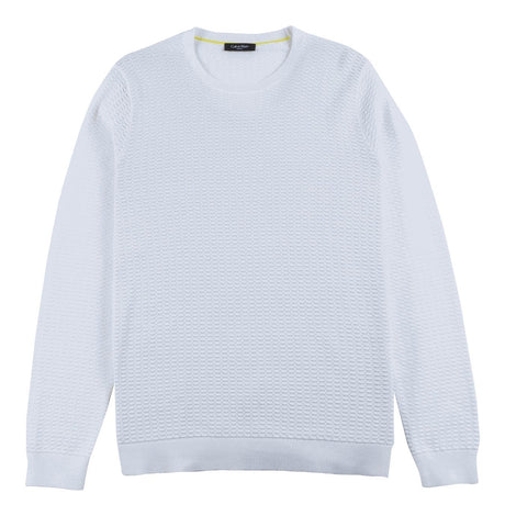 Sawart Sweater White