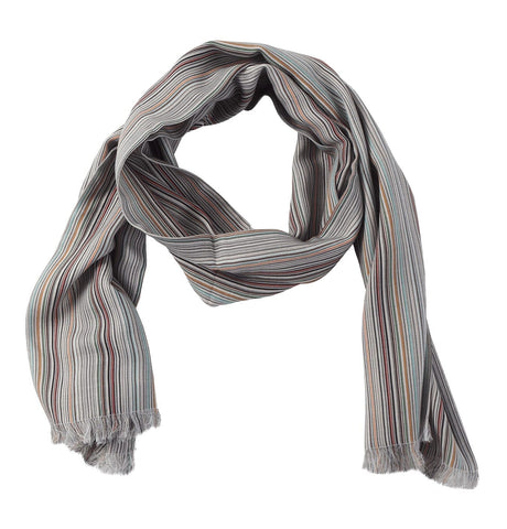 Men's Scarf Wool Multi Fring