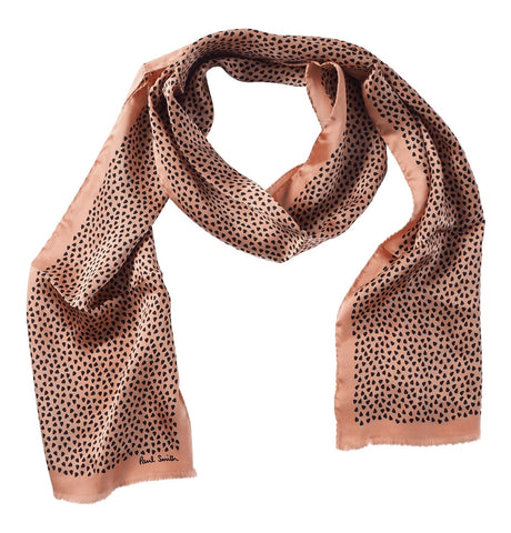 Men's Scarf Mini Strawberry
