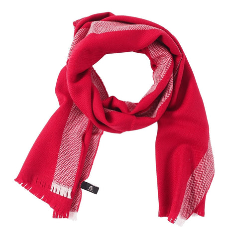 Men's Scarf Hbone Tape