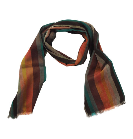 Men's Scarf Signature Tex