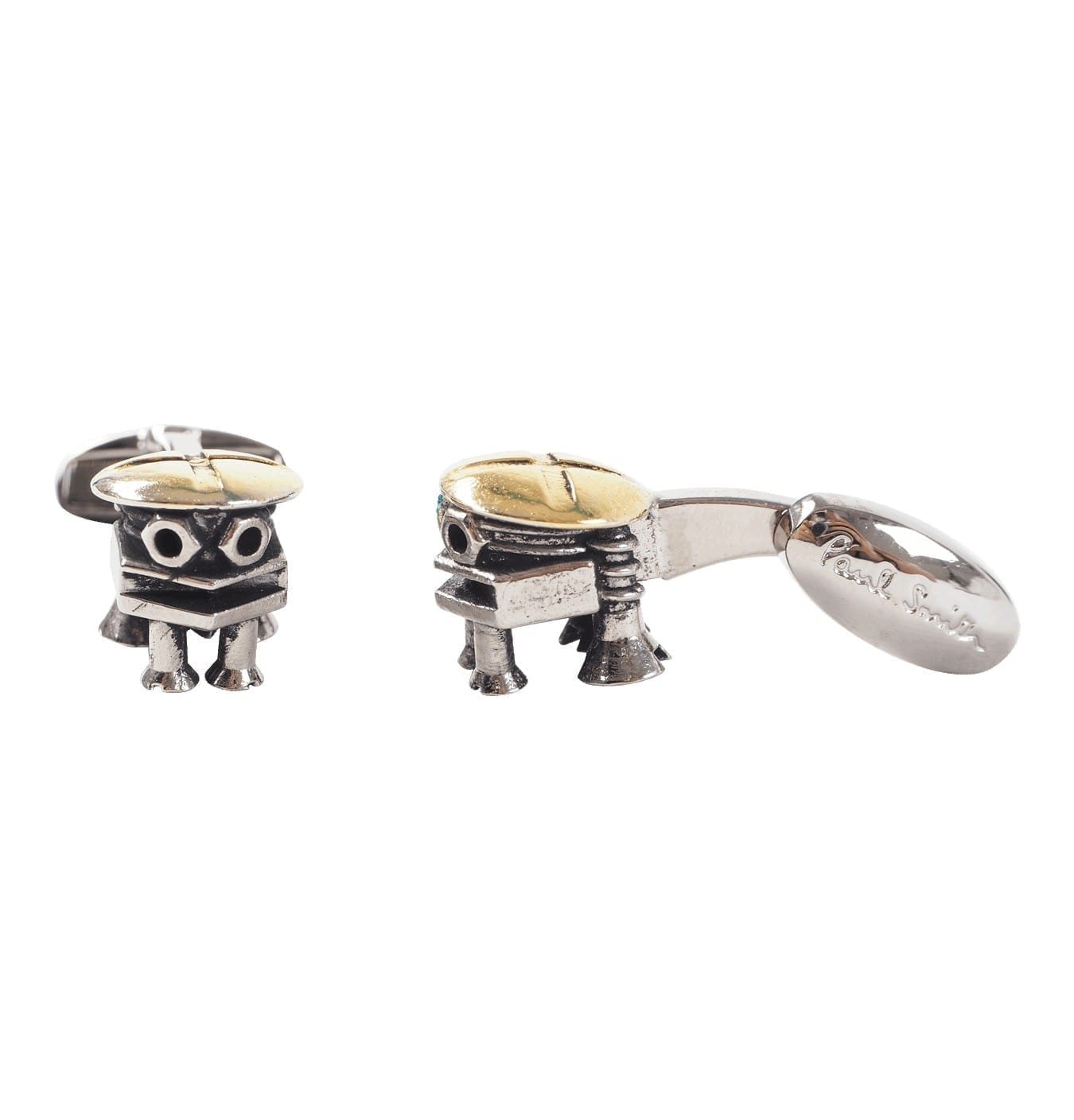 Image of   Men's Bolt Creature Cufflinks