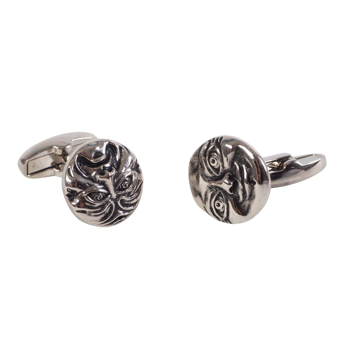 Image of   Men's Sun and Moon Cufflinks