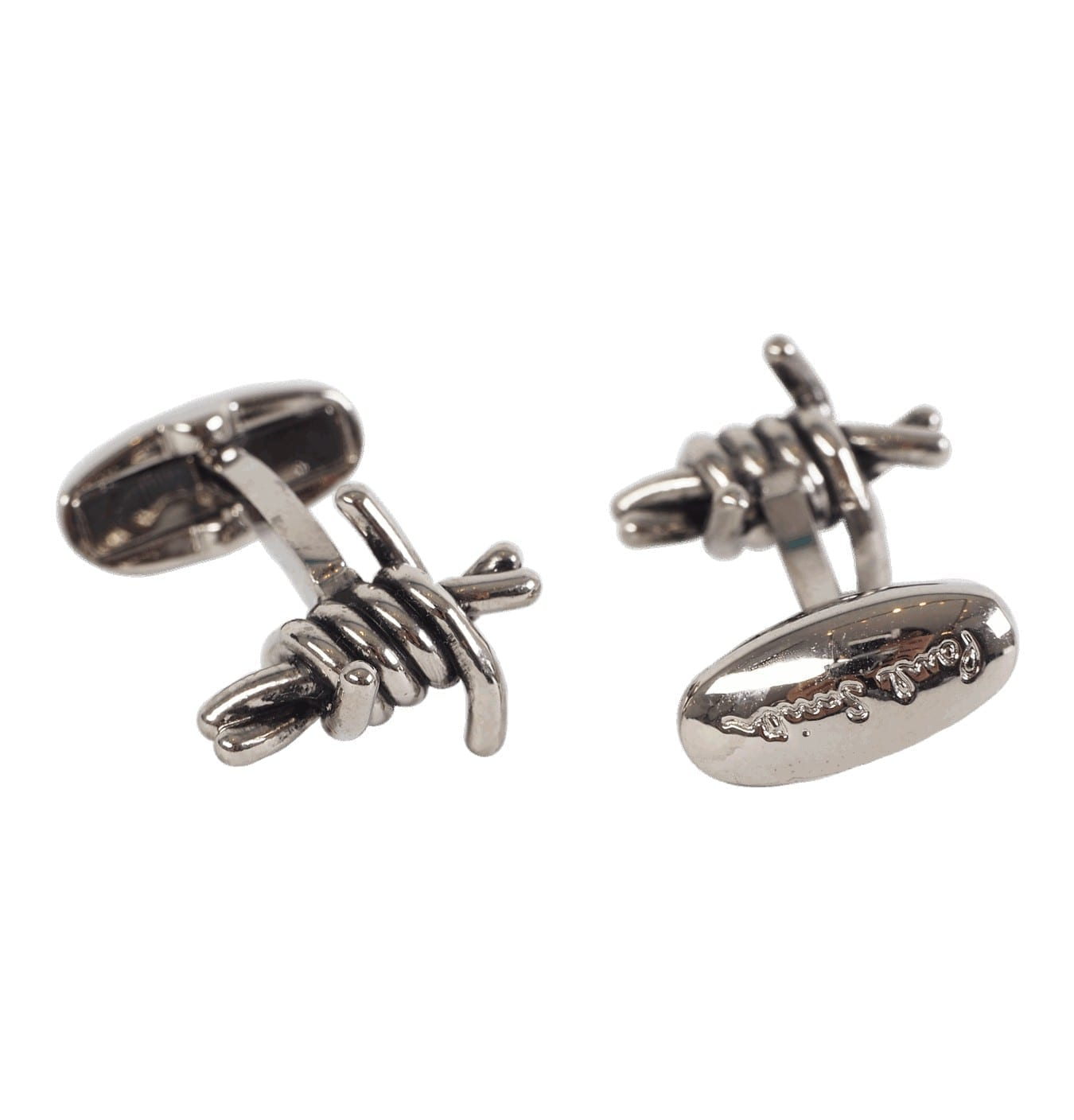 Image of   Men's Wire Cufflinks