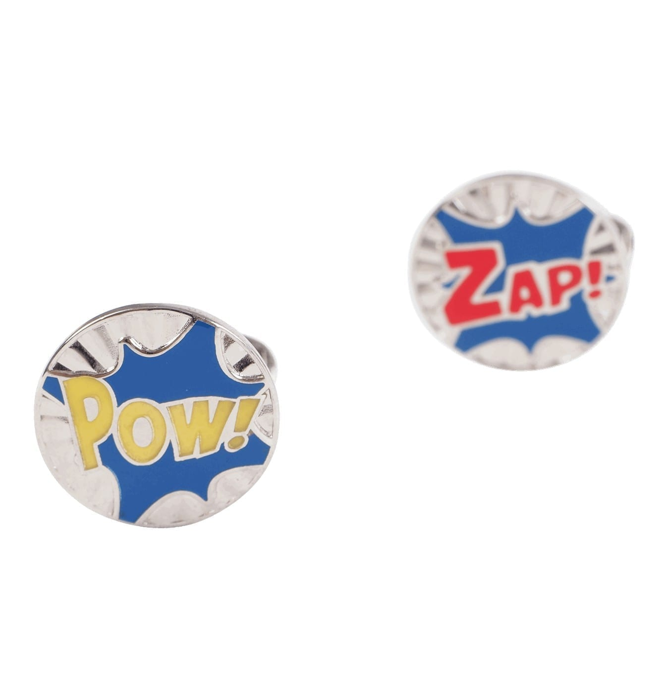 Image of   Men's Pow/Zap Cufflinks