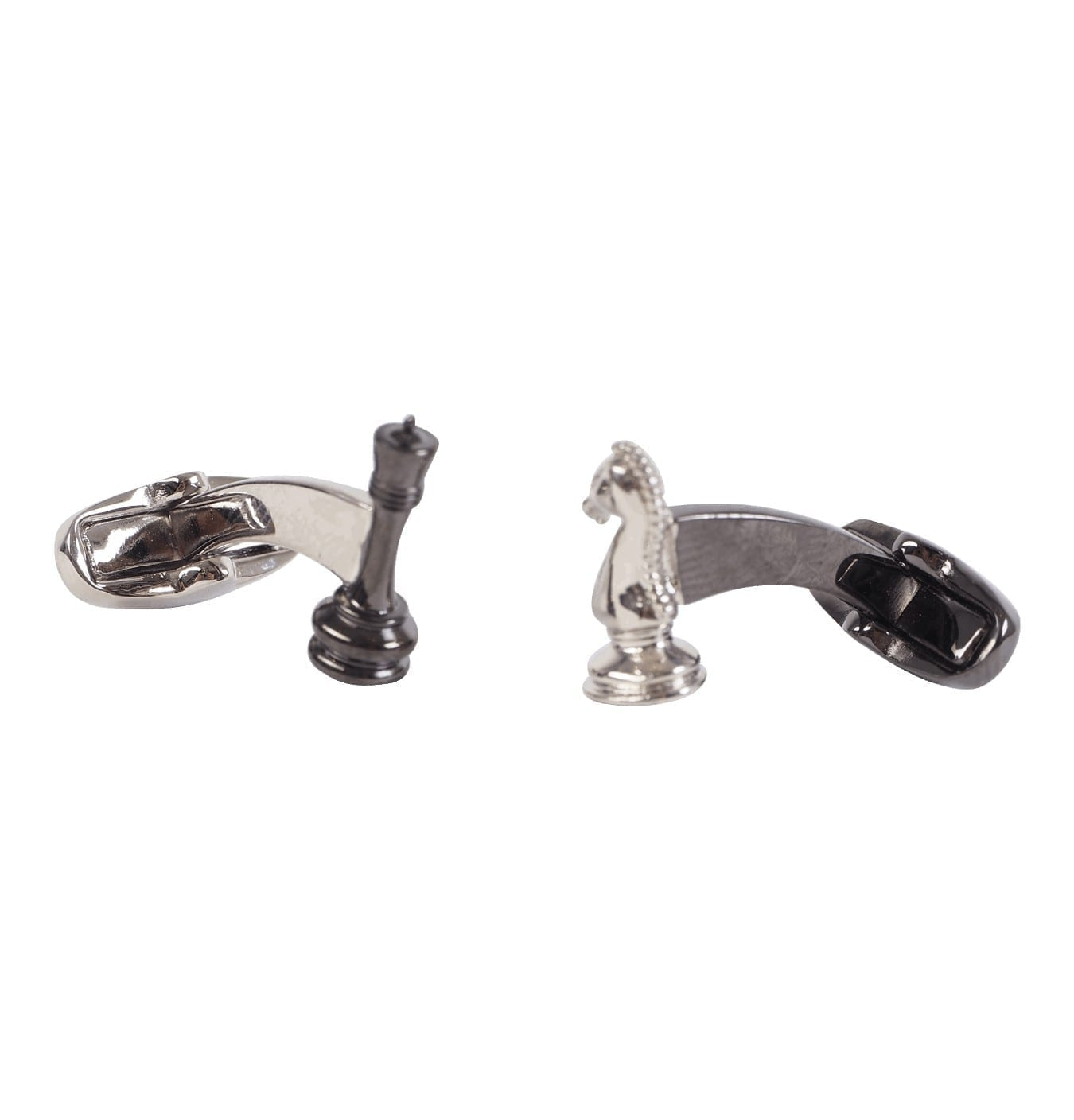 Image of   Men's Chess Pieces Cufflinks
