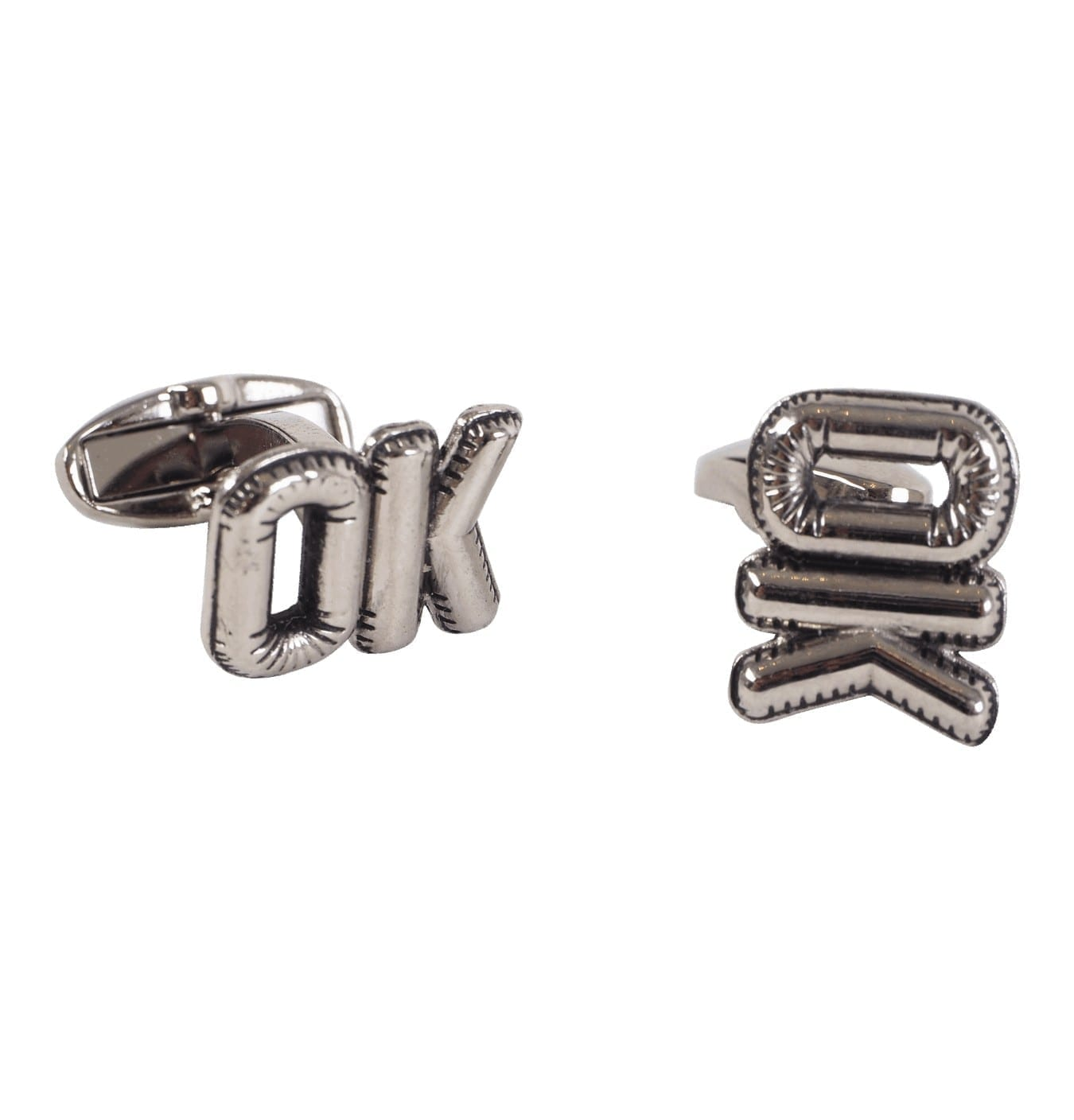 Image of   Men's OK Balloon Cufflinks