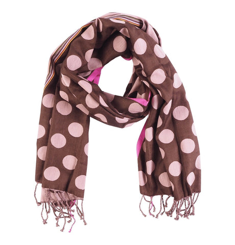 Men's Scarf PS Polkadot