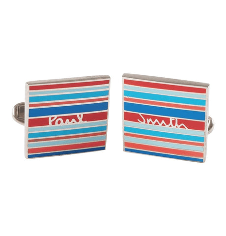 PS Paul Smith - Men's Card Cufflinks