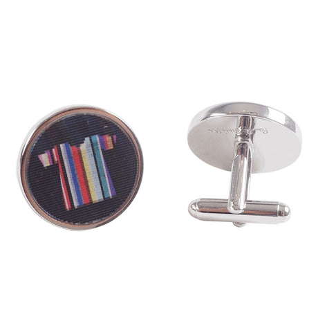 Men's T-shirt Cufflinks