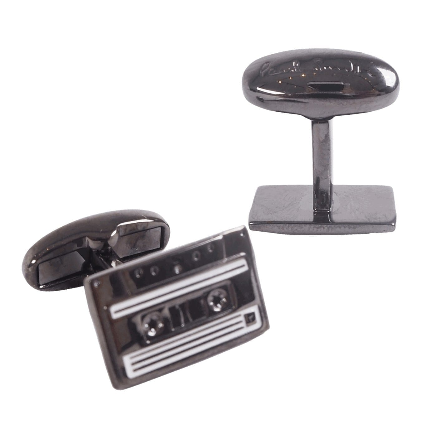 Image of   Men's Cassette Tape Cufflinks