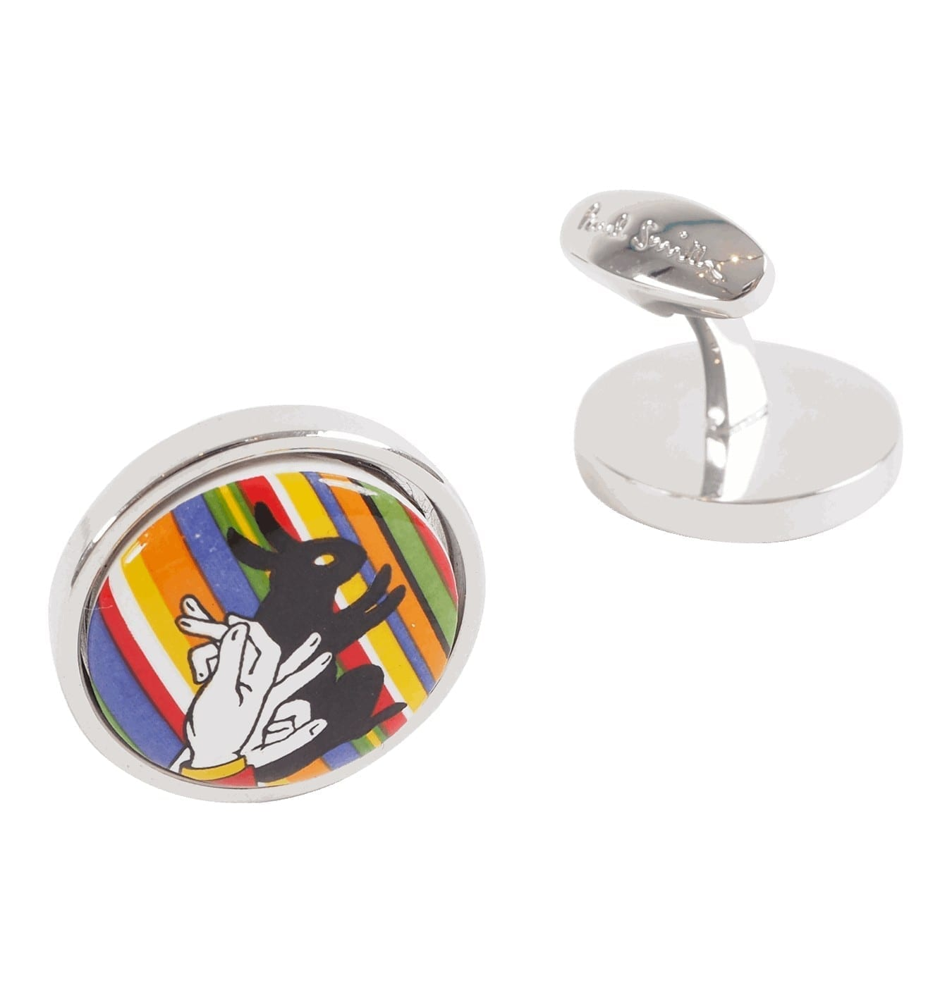 Image of   Men's Shadow Cufflinks