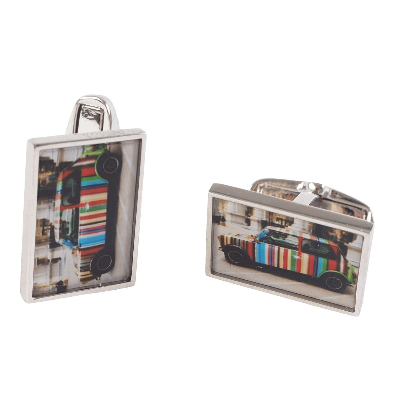 Image of   Men's Motif Mini Cufflinks