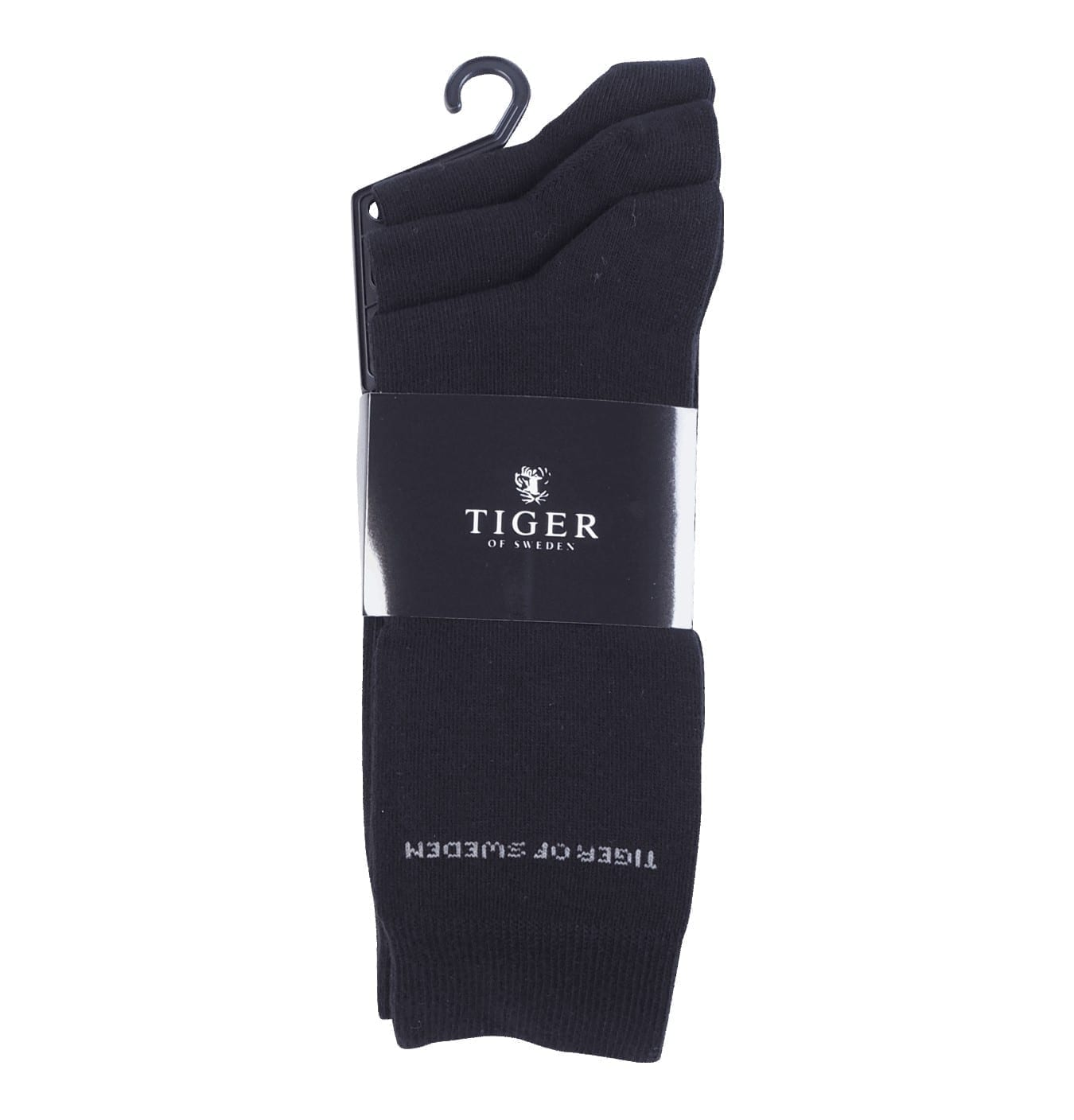 Image of   Capsule Black Socks