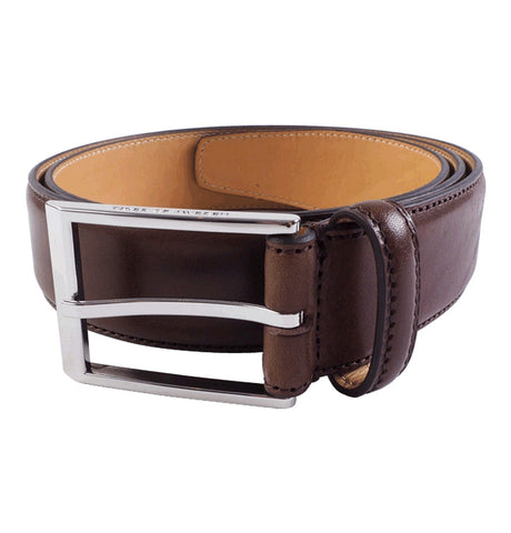 Helmi Brown Leather Belt