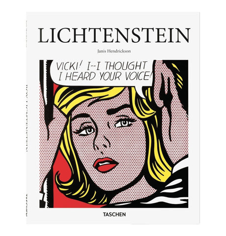 Lichtenstein (Basic Art Series)