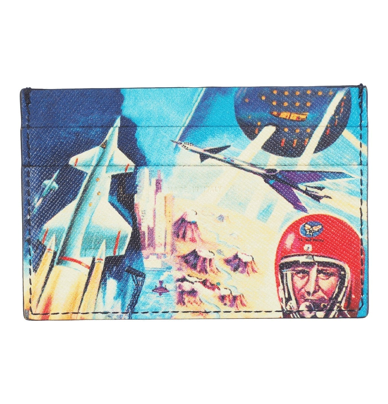 Image of   Men's Wallet CC Holder Crayon