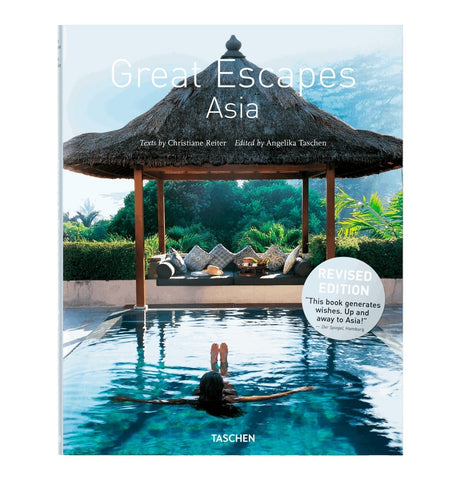 Taschen - Great Escapes Asia