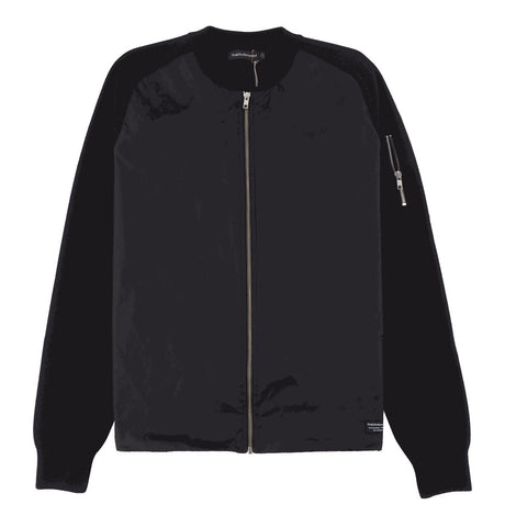 Sal Zip Tech Knit