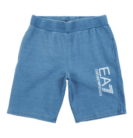 Sweat Shorts Light Blue Denim