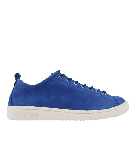 PS Paul Smith - Men's Blue Nubuck 'Miyata' Trainers