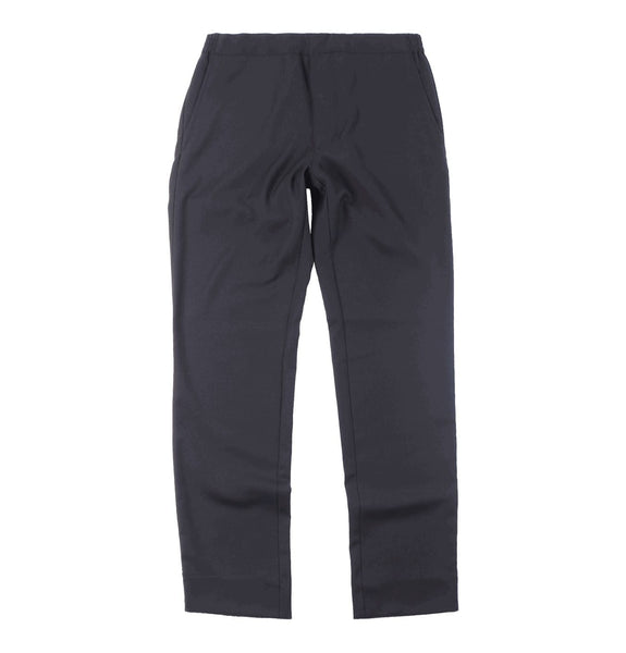 Sasha Tech Travel Trousers Black
