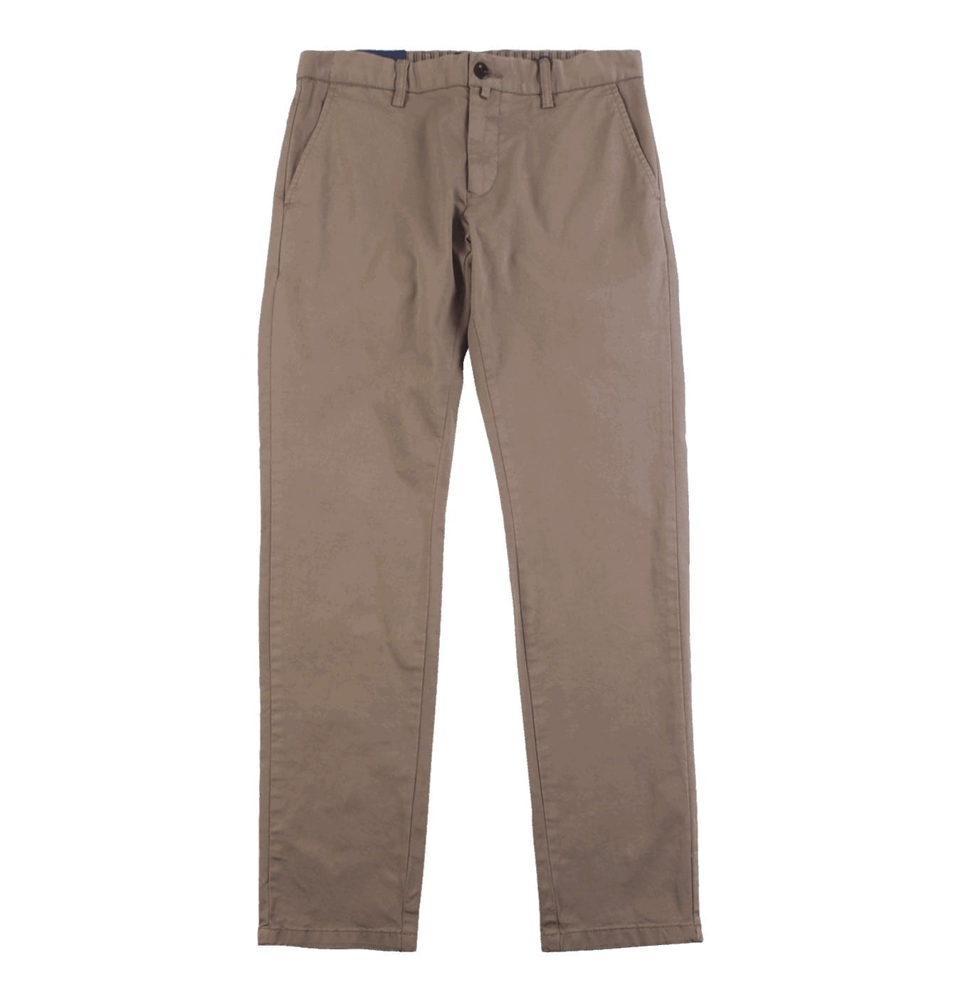 Image of   Slim Comfort Chino Sand