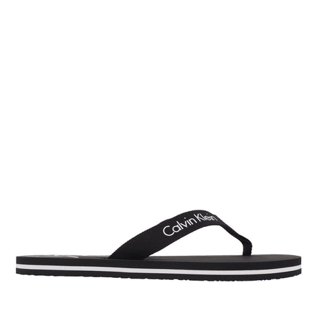 Calvin Klein - Logo Slippers Black
