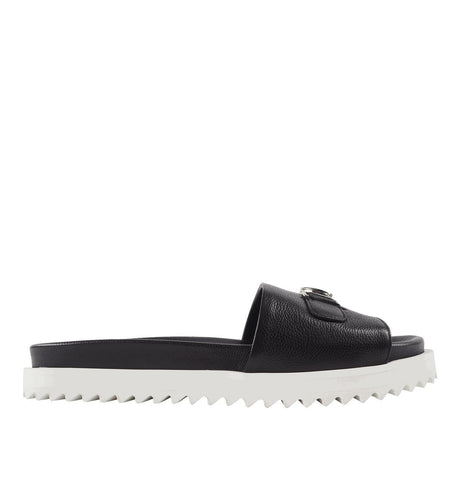 Scarpe Slippers Black